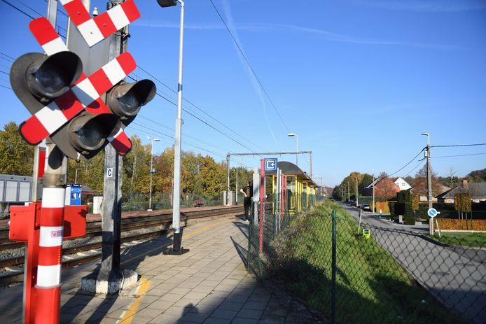 Het station van Wezemaal