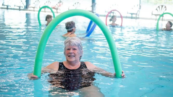 Revalidatiezwemmen in Nijverdal van levensbelang voor Alie Schuurs (65): 'Zonder aquajogging zou ik niet meer kunnen lopen'