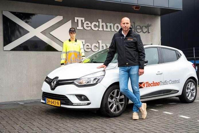 François Moelands van TechnoSelect in Etten-Leur is gevraagd een deel van de verkeersafwikkeling rond de Grand Prix van Zandvoort in september voor zijn rekening te nemen.