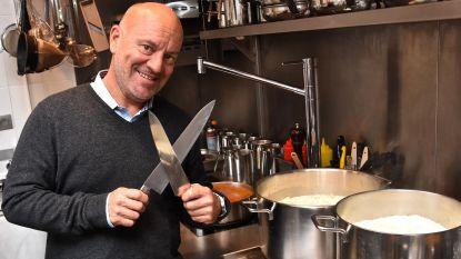 Piet Huysentruyt komt koken bij Prananatha