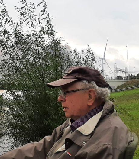 Dungenaar viste pal naast Bossche AVI toen de brand uitbrak