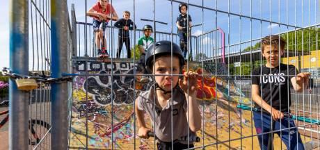 Skaters en steppers uit Schijndel krijgen al snel een nieuwe 'ramp'