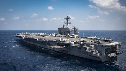Foute communicatie: Amerikaans vliegdekschip was helemaal (nog) niet onderweg naar Noord-Korea