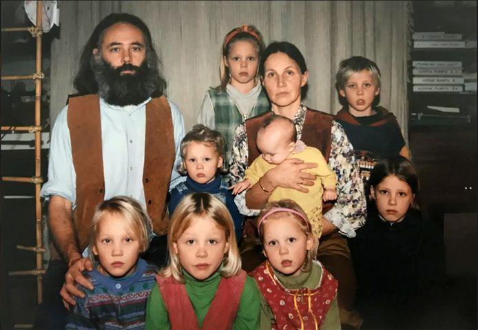 Beeld van documentaireserie De Kinderen van Ruinerwold.