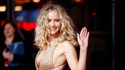 Jennifer Lawrence viert huwelijk met culinaire hoogstandjes: dit staat er op het menu