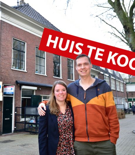 Altijd al knus willen wonen met uitzicht op de Sint Janskerk? Dit is je kans!