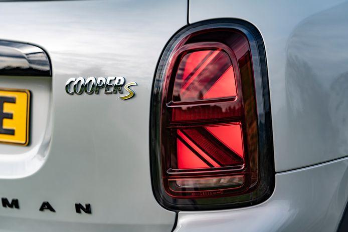 De vernieuwde Mini Countryman Cooper SE All4