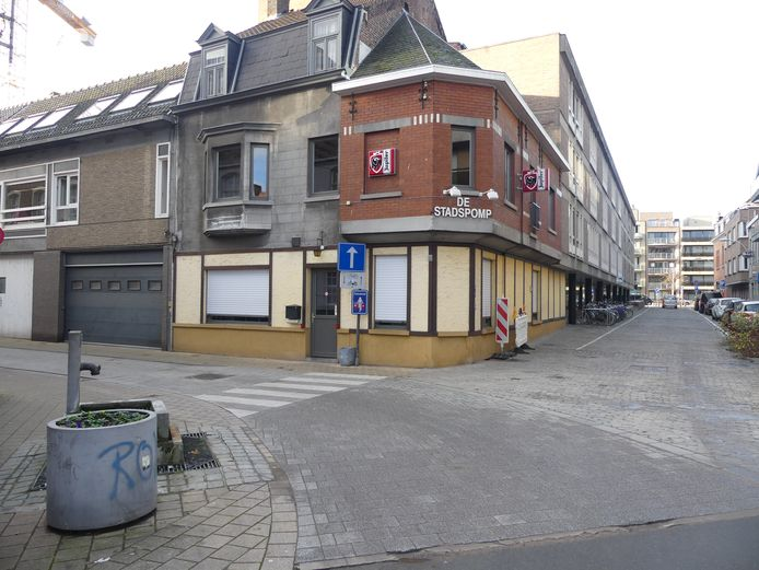 Café De Stadspomp in Deinze.