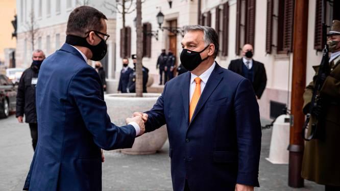 Polen en Hongarije buigen niet voor druk Europese Unie