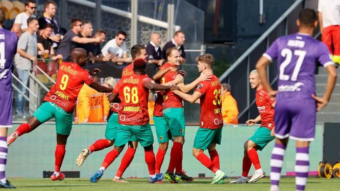 """'Captain Capon' helpt KV Oostende aan zege tegen Beerschot: """"Trots op de inzet van het hele team"""""""
