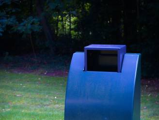 Gemeentepark krijgt 20 grotere vuilnisbakken