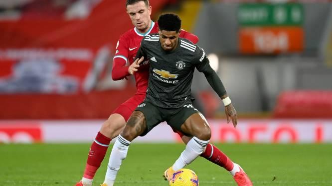 LIVE (17u30). Beslist topper tussen United en Liverpool  over de Engelse titel?