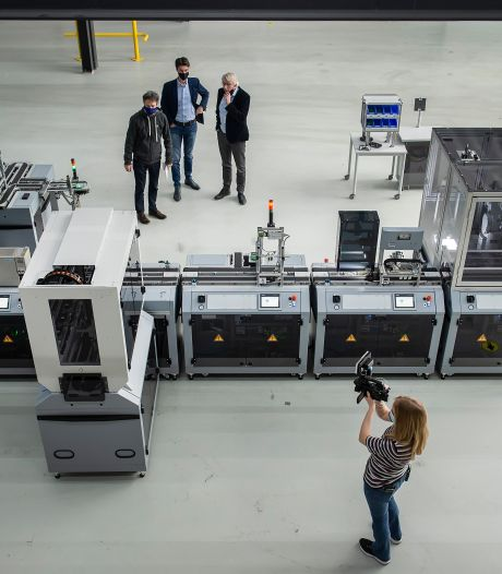 De fabriek van de toekomst staat al in Brabant