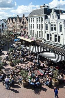 Korenmarkt kijkt met angst uit naar komst Feyenoord-fans