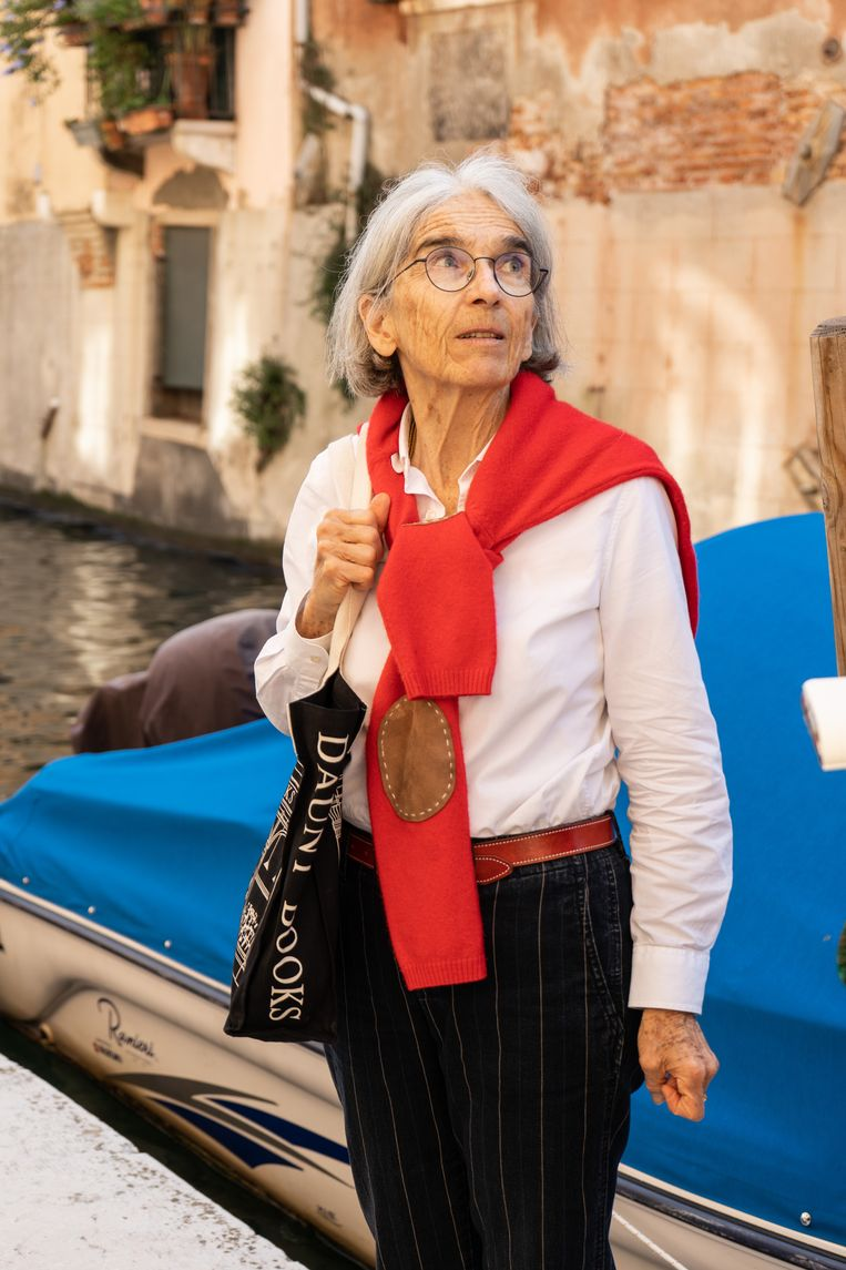Donna Leon Beeld Marta Giaccone