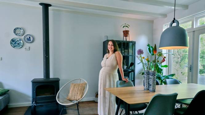 Mieke kocht het huis tegenover haar ouders: 'Nu helpen ze ons, hopelijk wij hén in de toekomst'