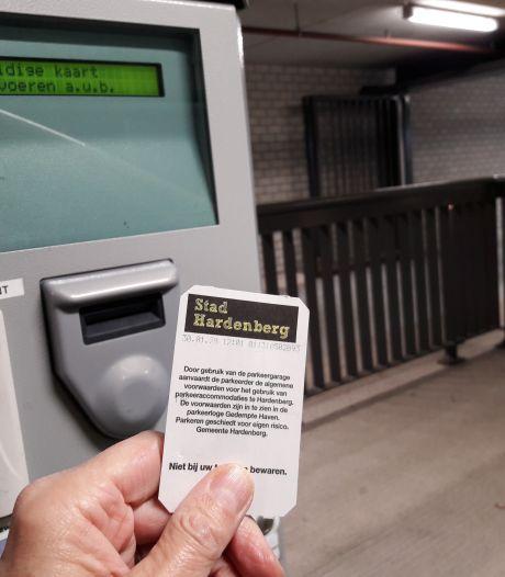 Hardenberg maakt parkeren makkelijker en soms zelfs gratis: parkeergarages in de aanbieding