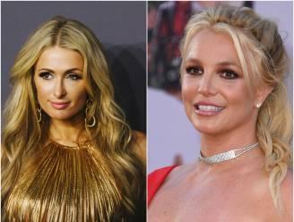 """Paris Hilton schrijft ontroerend essay over Britney Spears: """"Ze is een vechter"""""""