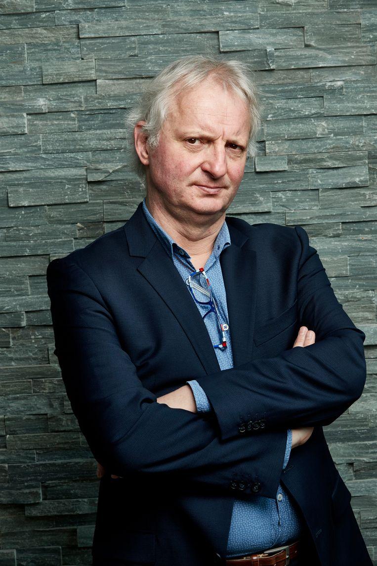 Jan Denys van arbeidsmarktspecialist Randstad: