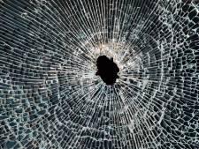 Wel tips, nog geen idee wie politieautoruit in Hardinxveld-Giessendam vernielde