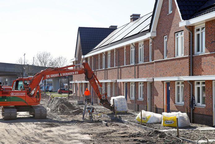 Woningbouw elders in Nederland.