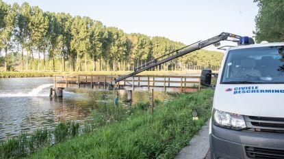 Door massale inzet van pompinstallaties lijkt grote milieuramp op Schelde vermeden