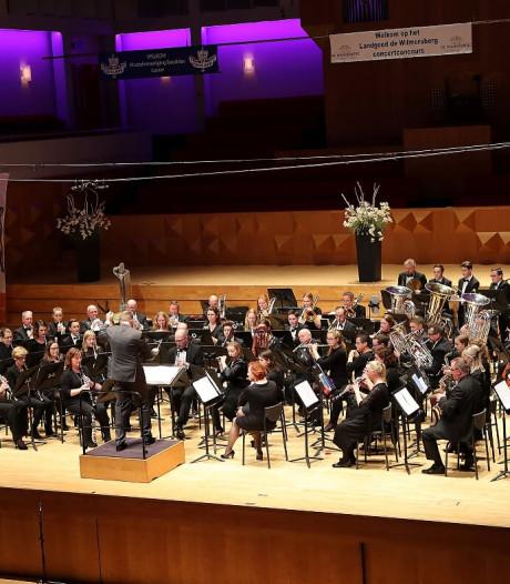 Harmonie Sint-Jan uit Wierden verovert eerste prijs met lof