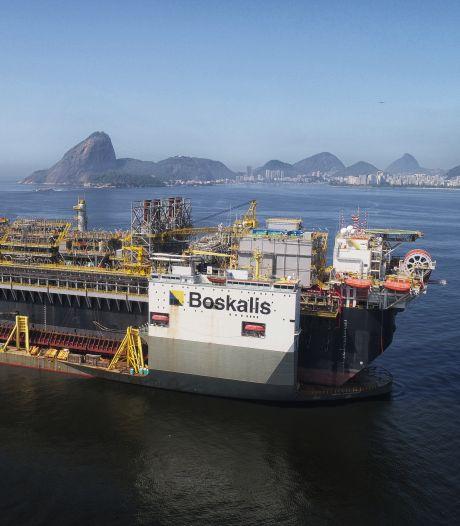Bedrijven uit regio Rotterdam profiteren van succes Boskalis: 'Gaat om honderden miljoenen per jaar'