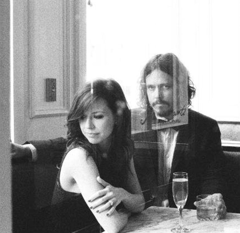 Joy Williams en John Paul White van The Civil Wars brengen met het album 'Barton Hollow' een juweeltje uit. Beeld UNKNOWN
