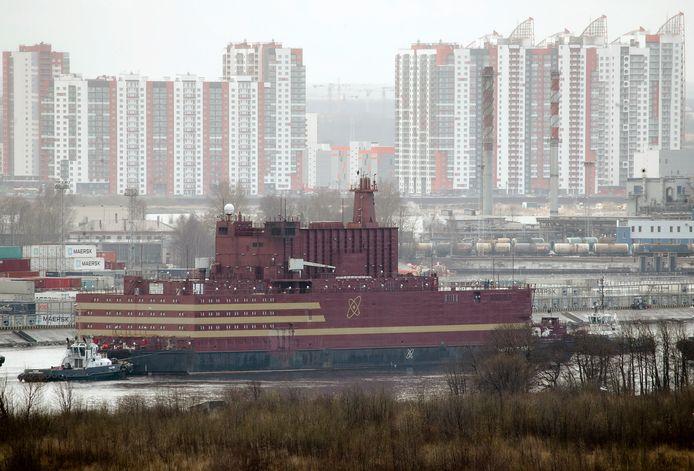 De kerncentrale kan rond de 200.000 mensen van stroom voorzien.