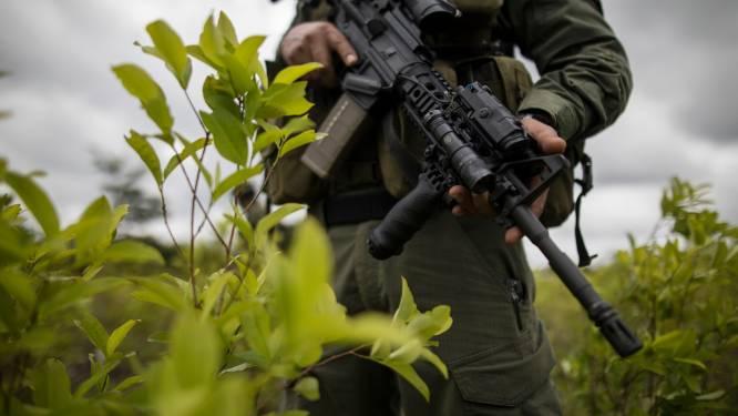 Vier Colombiaanse militairen gedood als vergelding voor gearresteerde drugsbaron
