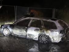 Auto afgebrand in Culemborg