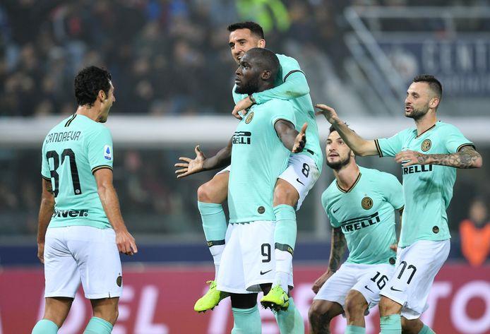 Lukaku is de held bij Inter.