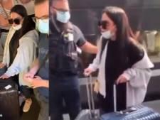 Milla Jasmine en garde à vue suite à un violent accrochage avec une agente de la SNCF