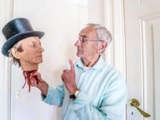 Karel speelde overal met zijn clownesk muziektheater: 'Mensen zijn hem vergeten, daar kan ik niet goed tegen'