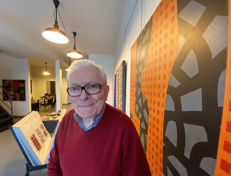 Jean De Gryse (82).