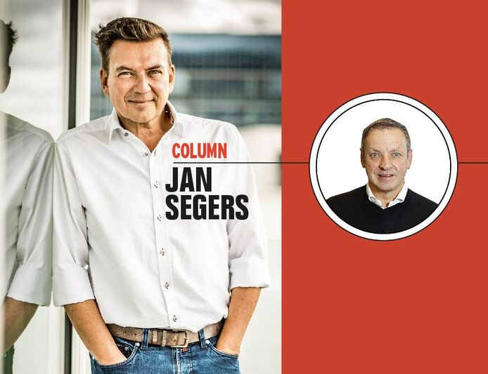 Jan Segers en Paul Herygers.