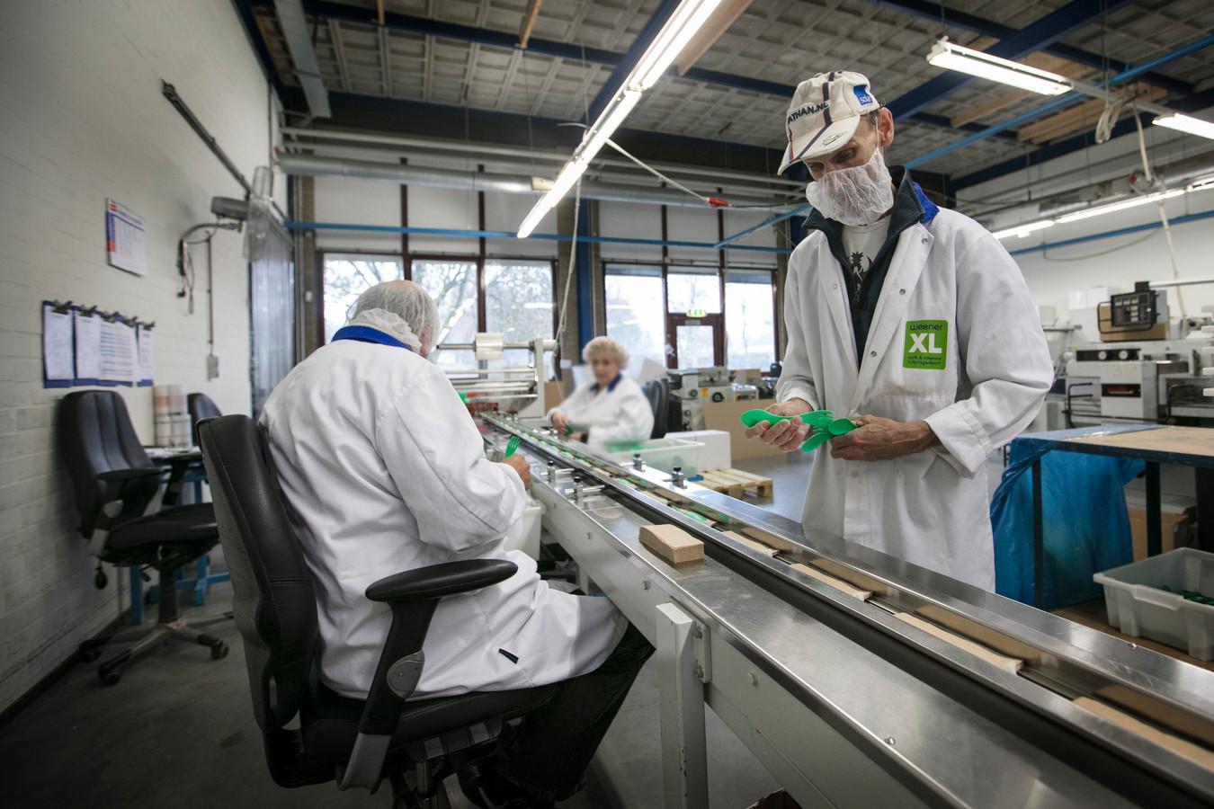 Indien mogelijk wil de gemeente Den Bosch zoeken naar passend werk voor mensen, bijvoorbeeld bij Weener XL
