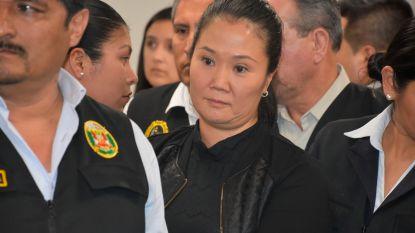 Rechter beveelt vrijlating Peruaanse oppositieleider Fujimori