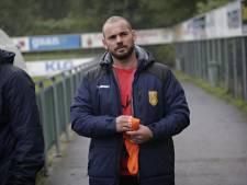 Wesley Sneijder steekt 'fantastisch' Achilles'29 een hart onder de riem