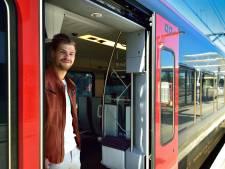 Zo gaat treinreizen door het Groene Hart nu: 'Hmm... Volgende keer toch beter voorbereiden'