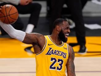 Onvermoeibaar: LeBron James leidt Lakers met 97ste triple-double voorbij Thunder