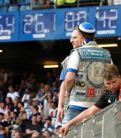 Beroemde Hamburgse klok verdwijnt uit stadion