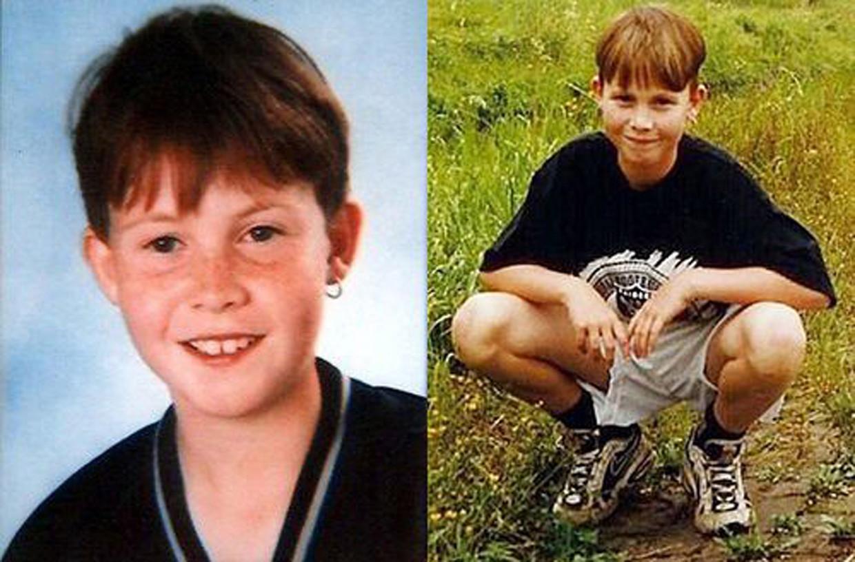 Nicky Verstappen ten tijde van zijn verdwijning in 1998.