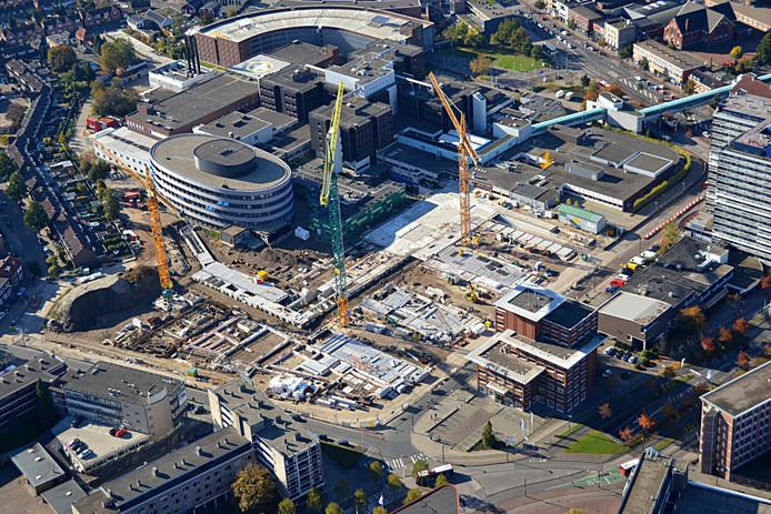 Trebbe werkte mee aan de nieuwbouw van het MST in Enschede