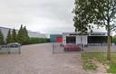 Sportschool Waalwijk zat eerst aan de Reigerbosweg, maar moest daar noodgedwongen verkassen.