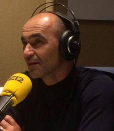 """Roberto Martinez: """"Hazard est le Michael Jordan du football, je le vois gagner le Ballon d'Or"""""""