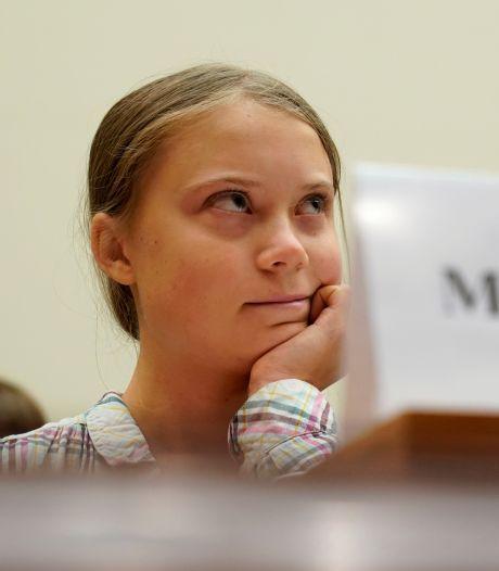 Greta Thunberg désabusée avant la COP26