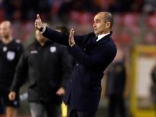 """Roberto Martinez et les Diables ne renonceront pas à leurs principes: """"Un football offensif!"""""""