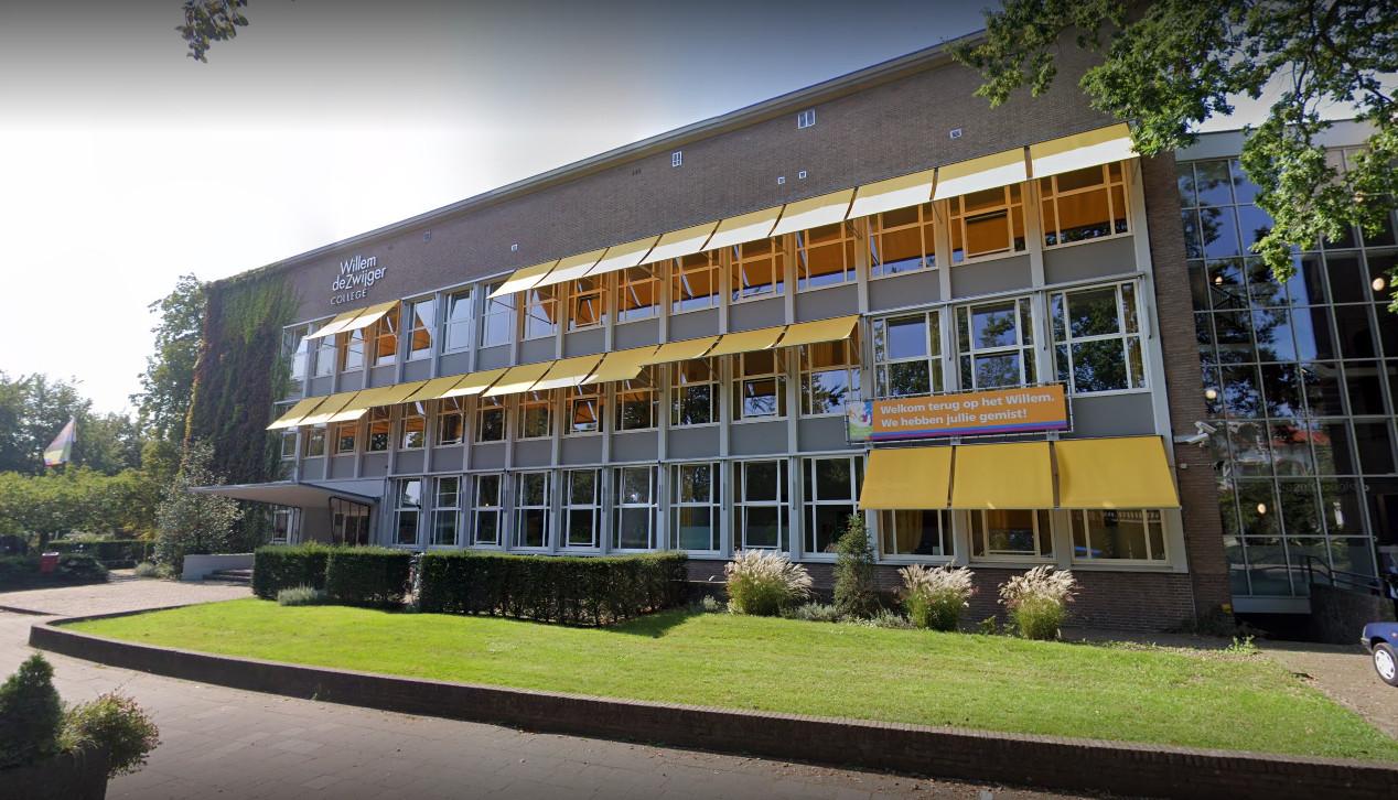 Willem de Zwijger College in Bussum